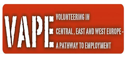 Volunteering as A Pathway to Employment - VAPE (2012-2014)